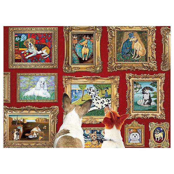 "Cobble Hill Пазл Cobble Hill ""Галерея собачьих портретов"", 1000 деталей"