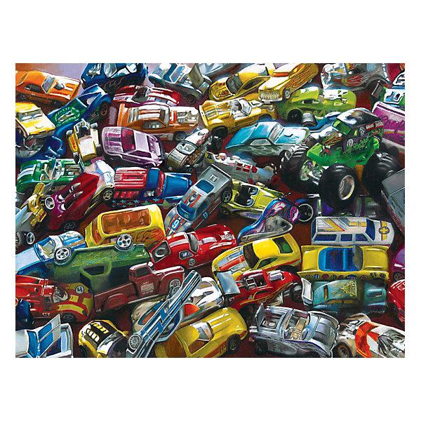 Пазл Cobble Hill Модели машин, 500 деталейПазлы классические<br>Характеристики:<br><br>• количество деталей: 500<br>• размер собранного пазла: 61х45,7 см<br>• страна бренда: США<br><br>Уровень сложности пазла подходит для новичков и любителей. Красочное изображение состоит из элементов с аккуратными краями и четким рисунком. Детали вплотную прилегают друг к другу. Картину можно поместить в раму и повесить на стену. Занятия с пазлом расслабляют, тренируют внимательность. Сделано из качественных материалов.