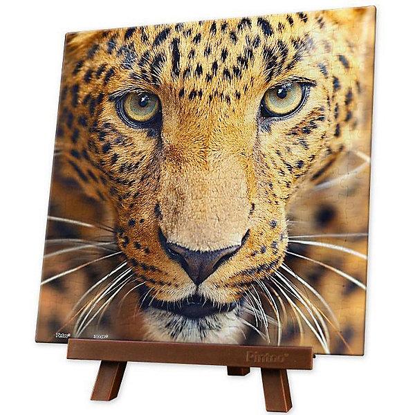 Pintoo Квадратный пазл Леопард, 256 элементов