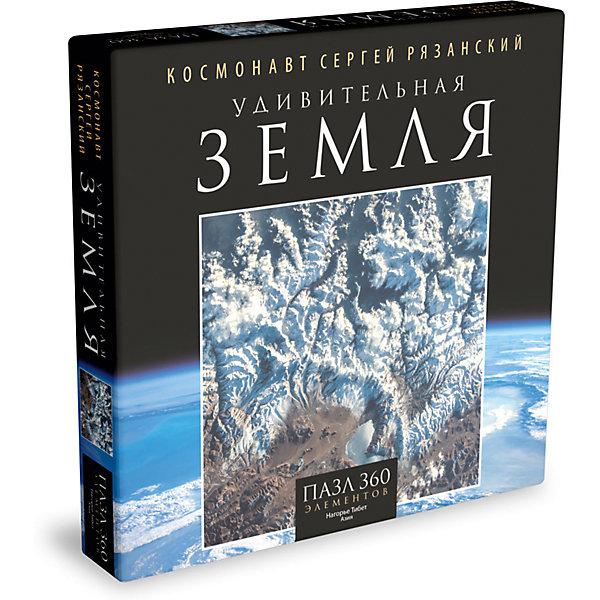 Origami Пазл Удивительная Земля Нагорье Тибет, 360 элементов