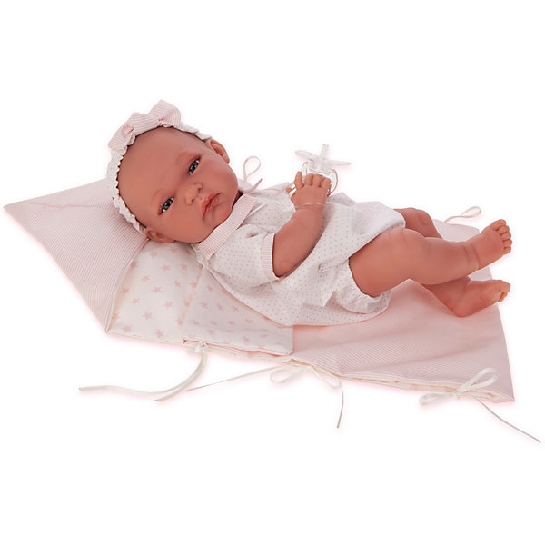 Munecas Antonio Juan Кукла-младенец Munecas Antonio Juan Эрика, 33 см цена 2017