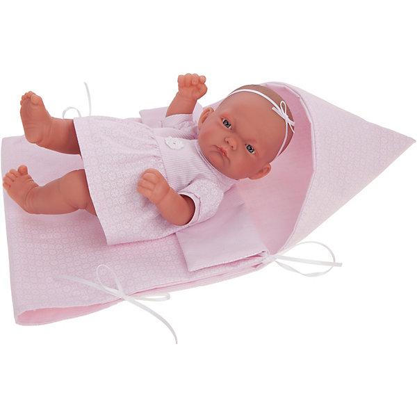 Munecas Antonio Juan Кукла-младенец Munecas Antonio Juan Алисия, 26 см цена 2017