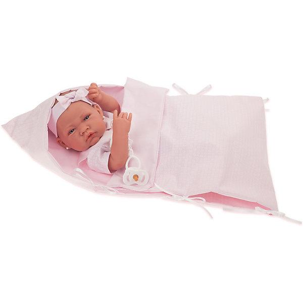 Munecas Antonio Juan Кукла-младенец Munecas Antonio Juan Матильда, 42 см цена 2017