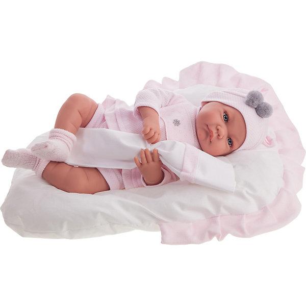 Купить Кукла Munecas Antonio Juan Рика, 40 см, Испания, розовый, Женский