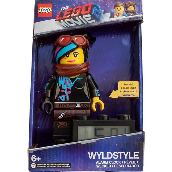 LEGO Будильник Movie 2, минифигура Wyldstyle