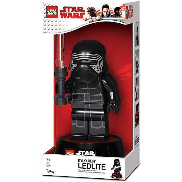 LEGO Игрушка-минифигура-лампа Star Wars, Kylo Ren
