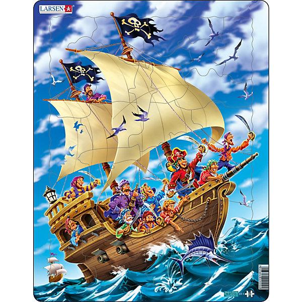 Larsen Пазл Пираты
