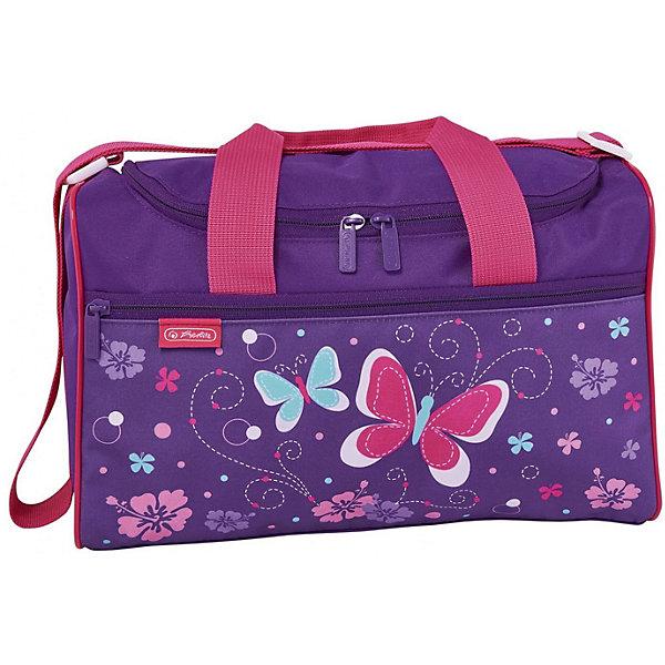 herlitz Спортивная сумка Herlitz XL, Butterfly
