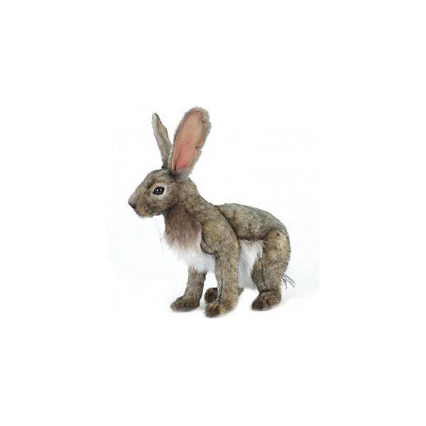 Hansa Игрушка Hansa «Заяц», 30 см игрушка заяц в новогодней одежде музыкальный 25 см