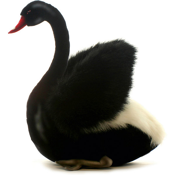 Купить Игрушка Hansa «Лебедь », 29 см, Игрушка Hansa «Лебедь черный», Филиппины, Унисекс