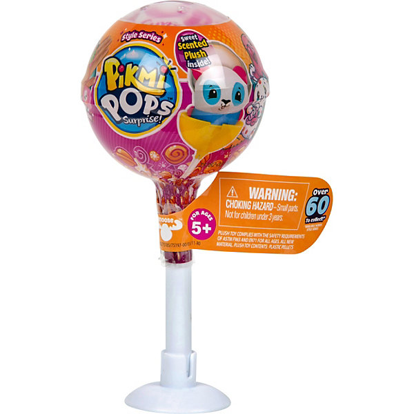 Moose Ароматизированная игрушка Pikmi Pops