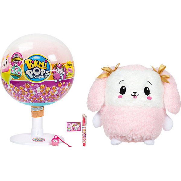 Купить Ароматизированная игрушка Pikmi Pops Пудель, с аксессуарами, Moose, Китай, разноцветный, Женский