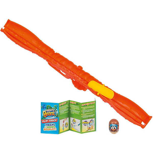 Moose Раскладной трек Mighty Beanz, оранжевый