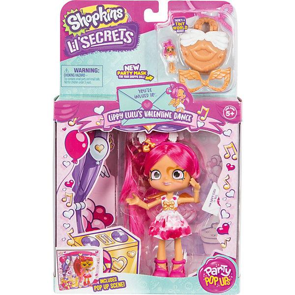 Купить Кукла Lil' Secrets Shoppies Липпи Лулу, с аксессуарами, Moose, Китай, разноцветный, Женский