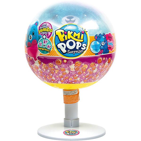 Купить Ароматизированная игрушка Pikmi Pops Медвежонок, с аксессуарами, Moose, Китай, разноцветный, Женский