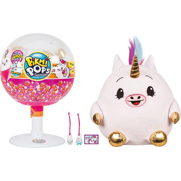 Купить Ароматизированная игрушка Pikmi Pops Единорог Дрим, с аксессуарами, Moose, Китай, разноцветный, Женский