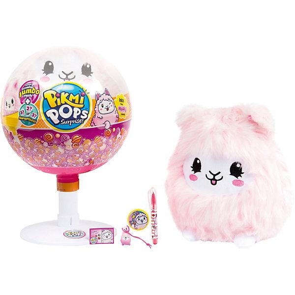 Купить Ароматизированная игрушка Pikmi Pops Лама, с аксессуарами, Moose, Китай, разноцветный, Женский