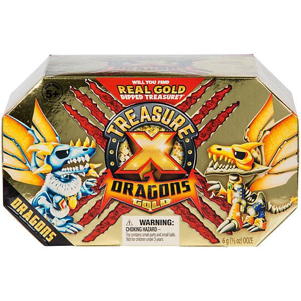 Купить Набор Treasure X Золото драконов Дракон и сокровище, Moose, Китай, разноцветный, Женский