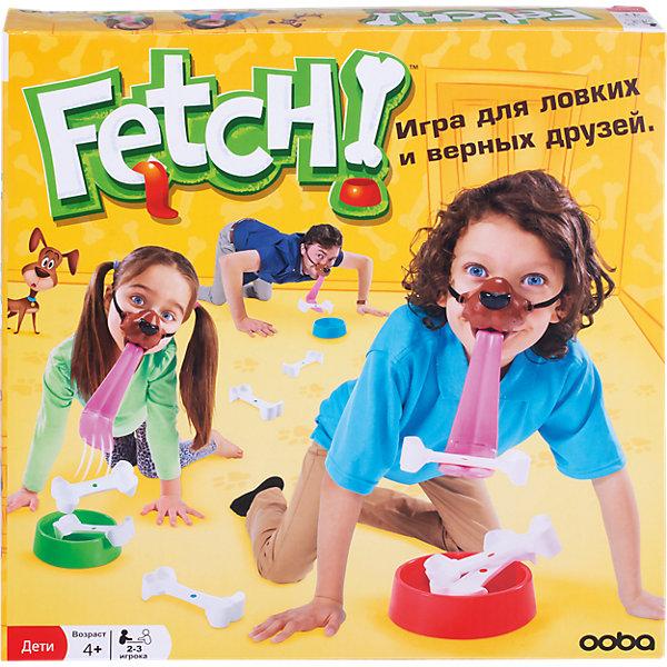 Ooba Комнатная игра Fetch!