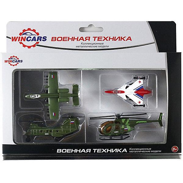 Набор военных летательных средств Wincars