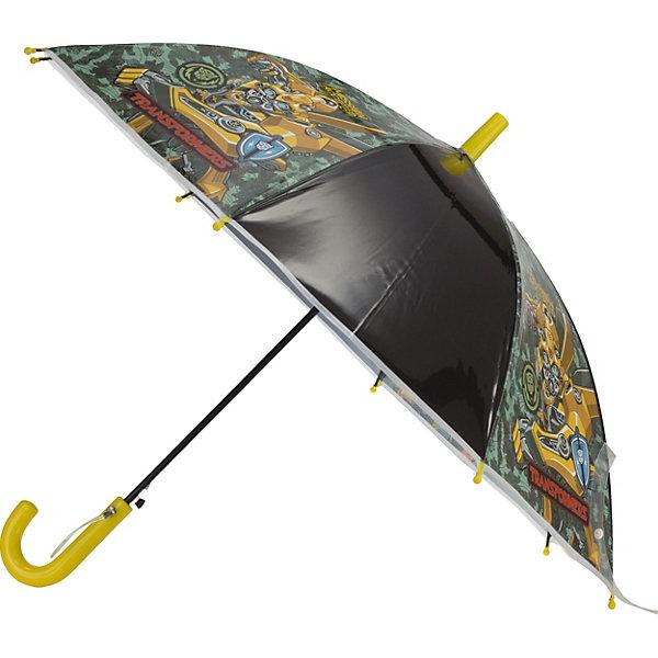 Академия групп Детский зонт-трость Академия Групп Transformers зонт детский щенки