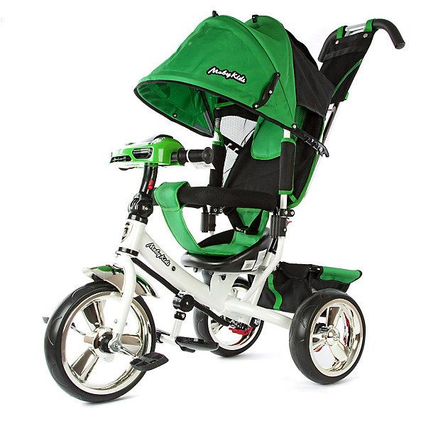 Трехколесный велосипед Moby Kids Comfort-2, 12/10
