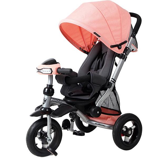 Трехколесный велосипед Moby Kids Stroller trike AIR Car 10/10