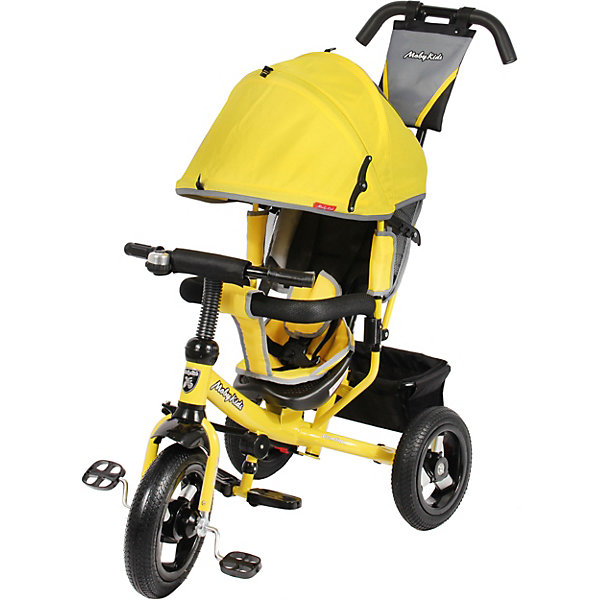 Трехколесный велосипед Moby Kids Comfort AIR, 12/10