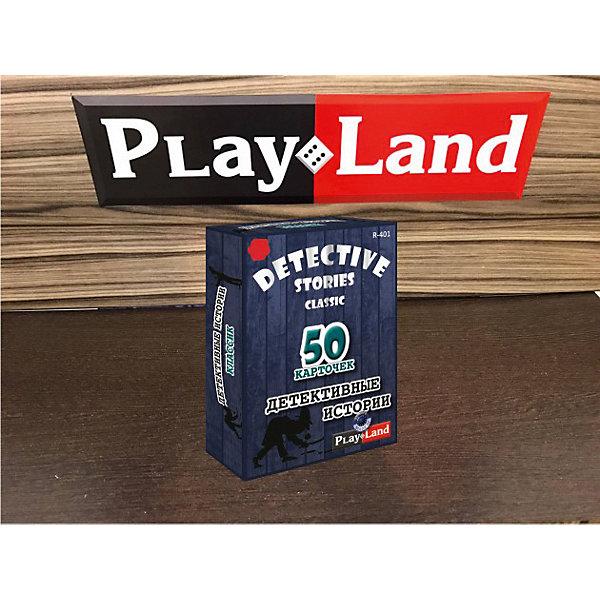 Play Land Настольная игра Детективные истории: Классик