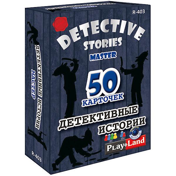 Настольная игра Play Land Детективные истории: Мастер