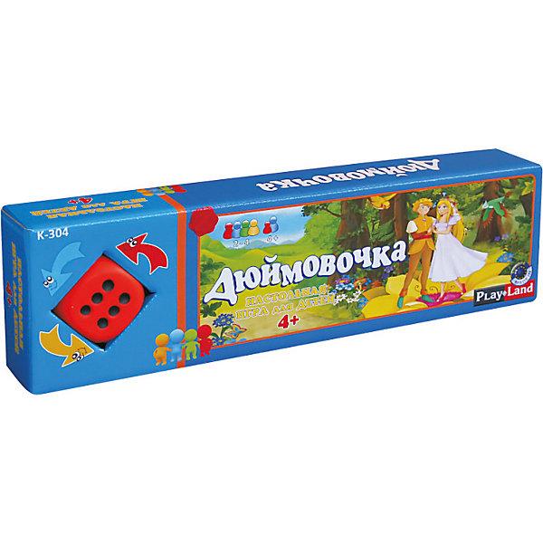 Play Land Настольная игра Дюймовочка