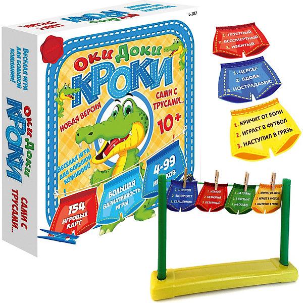 Настольная игра Play Land Оки доки Кроки