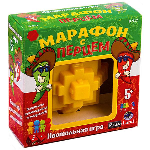 Play Land Настольная игра Марафон с перцем