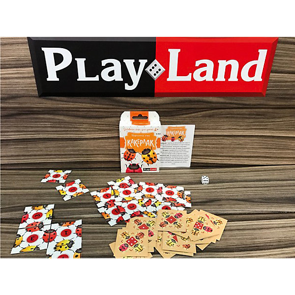 Play Land Настольная игра Какерлак