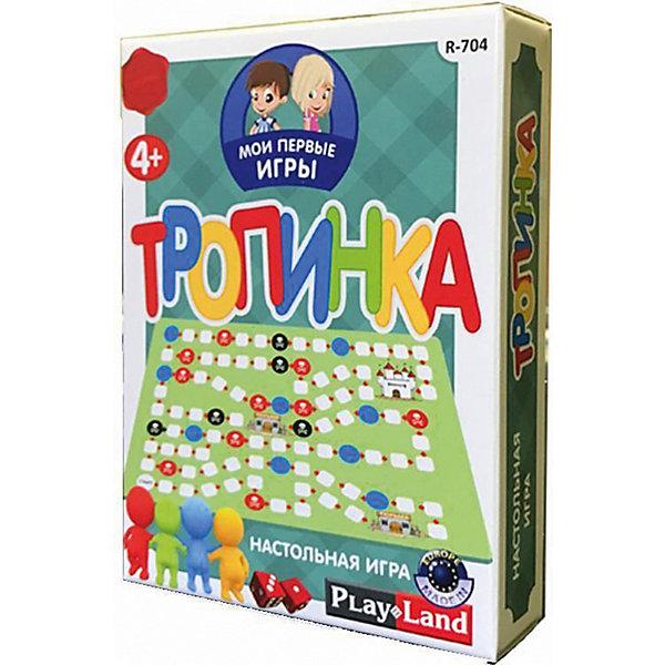 Купить Настольная игра Play Land Тропинка, Болгария, Унисекс