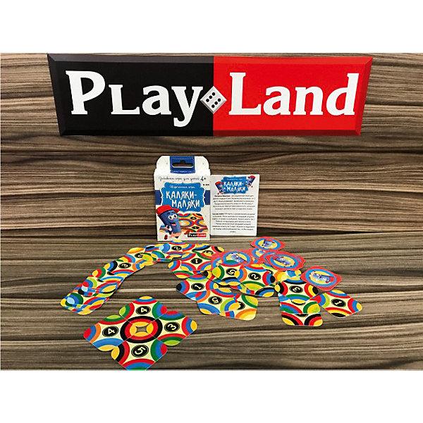 Настольная игра Play Land Каляки-Маляки