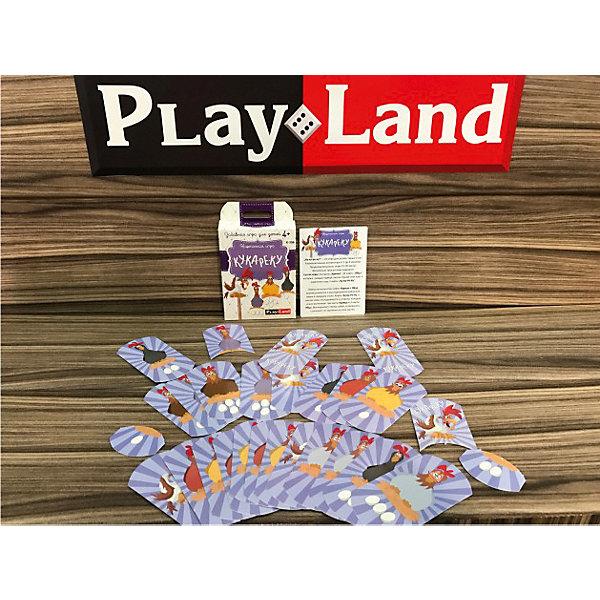 Play Land Настольная игра Ку-ка-ре-ку