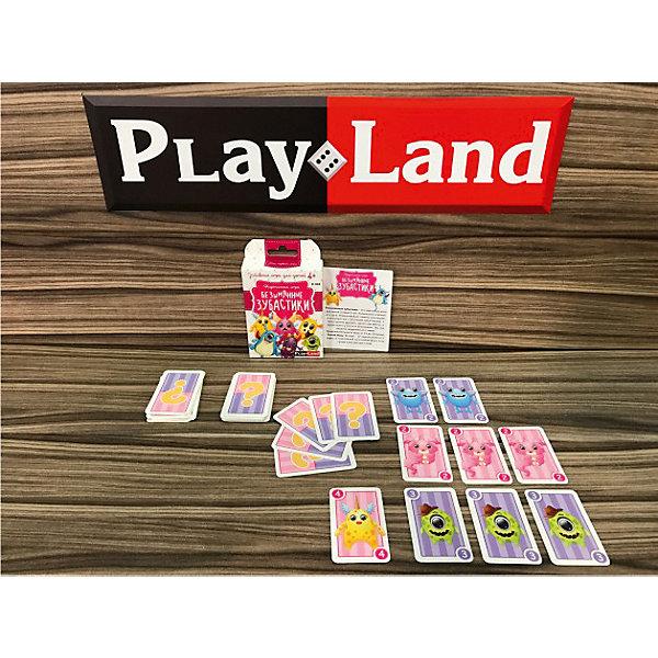 Play Land Настольная игра Безымянные зубастики