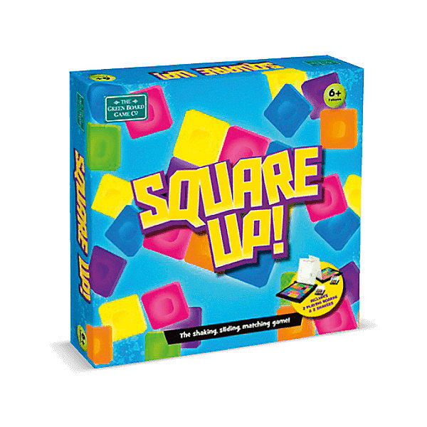 ИнтерХит Настольная игра Square up!