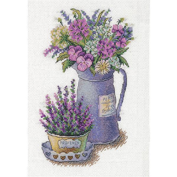 Panna Набор для вышивания Цветы Прованса
