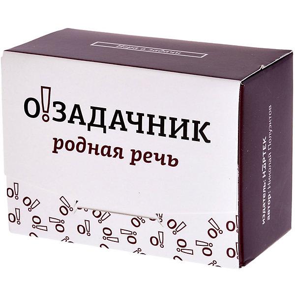 Купить Настольная игра Magellan Озадачник: Родная речь, Магеллан, Россия, Унисекс