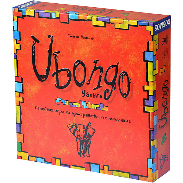 Настольная игра Magellan Убонго: 3-е издание