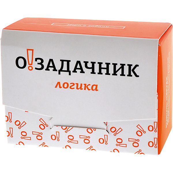 Купить Настольная игра Magellan Озадачник: Логика, Магеллан, Россия, Унисекс