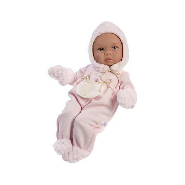 Купить Кукла Asi Девочка Лео, 46 см, Испания, розовый, Женский