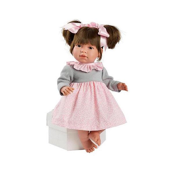 Купить Кукла Asi Нора, 46 см, Испания, розовый, Женский