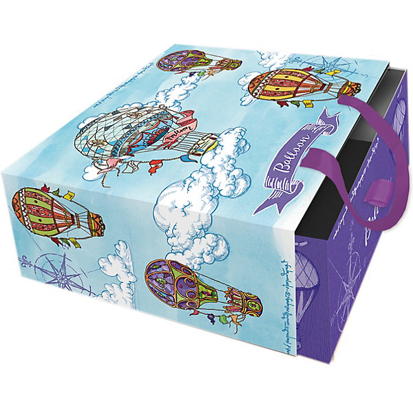 Подарочная коробка Феникс-презент Яркие дирижабли