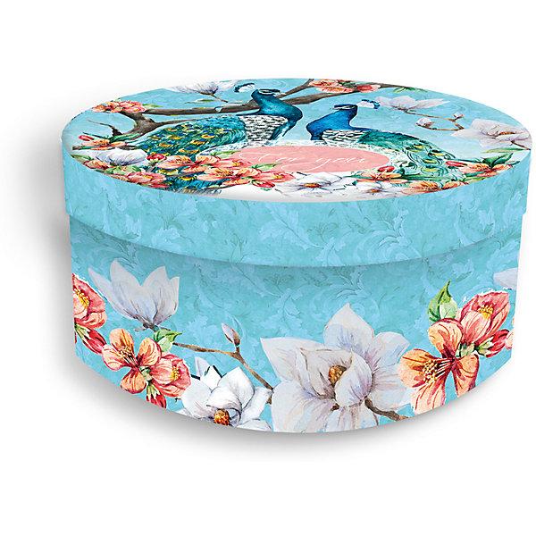 Купить Подарочная коробка Феникс-презент Павлины, Феникс-Презент, Китай, Унисекс