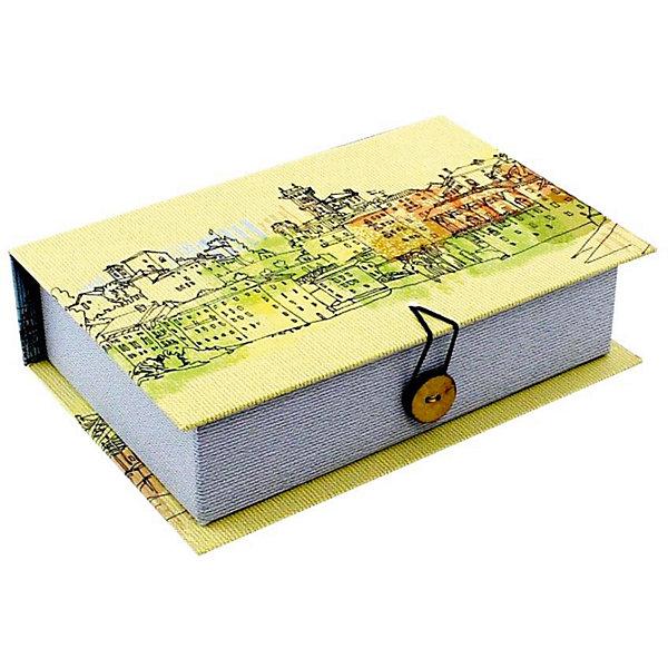 Купить Коробка подарочная Феникс-презент Bassano Del Grappa, размер S, Феникс-Презент, Китай, Унисекс