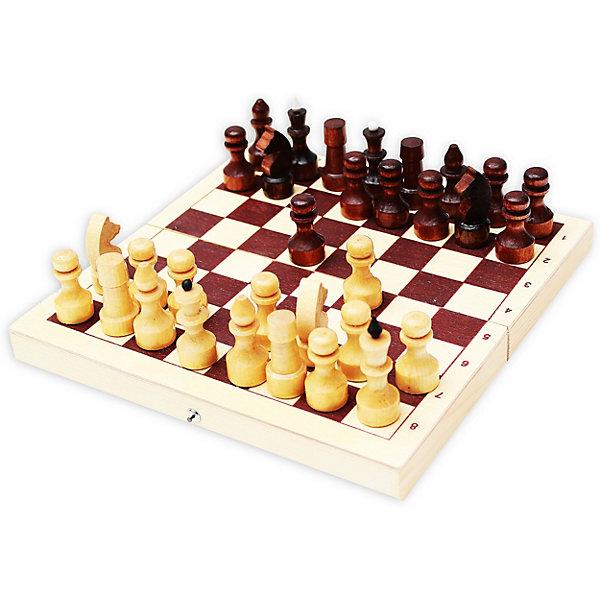 Дорожная игра Рыжий кот ШахматыИгры в дорогу<br>Характеристики:<br><br>• в комплекте:  32 фигурки, игровое поле, инструкция<br>• размер фигурок:3,5х5,5 см<br>• размер поля: 23х23 см<br>• страна бренда: Россия<br><br>Комплект для любителей интеллектуальной игры. Все элементы выполнены из качественных и безопасных материалов.