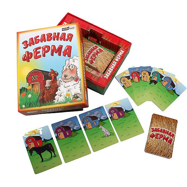Рыжий кот Настольная игра Забавная ферма
